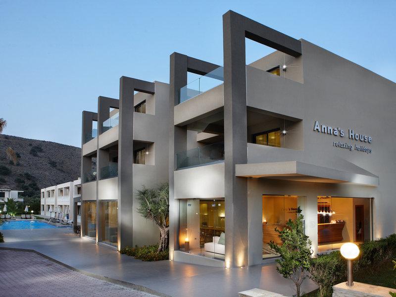 Kreta, Hotel Annas House vom 2016-09-06 bis 2016-09-13, für 733.09,- Euro p.P.