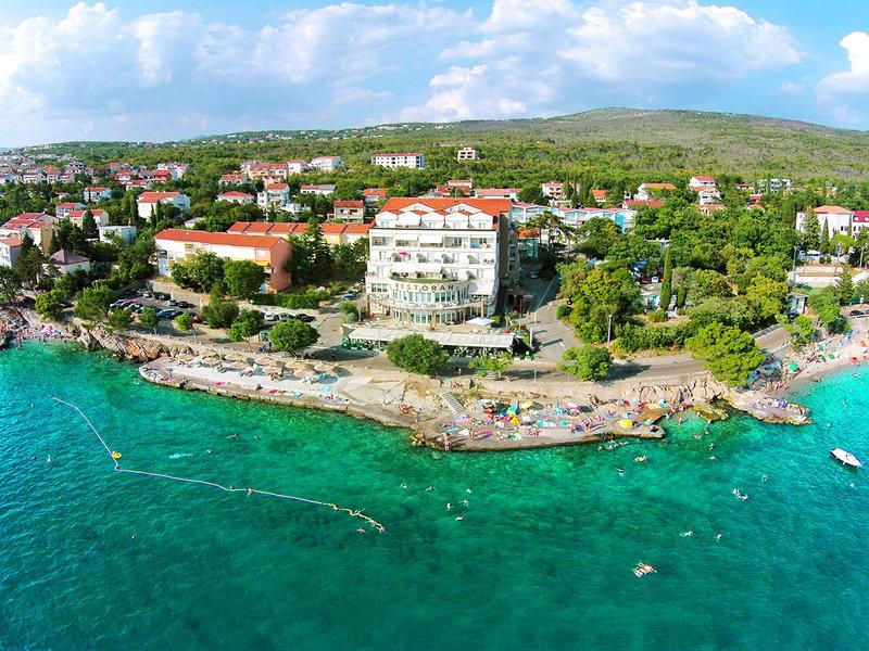 Adriatische Küste, Hotel Marina vom 2016-10-24 bis 2016-10-31, für 282,- Euro p.P.