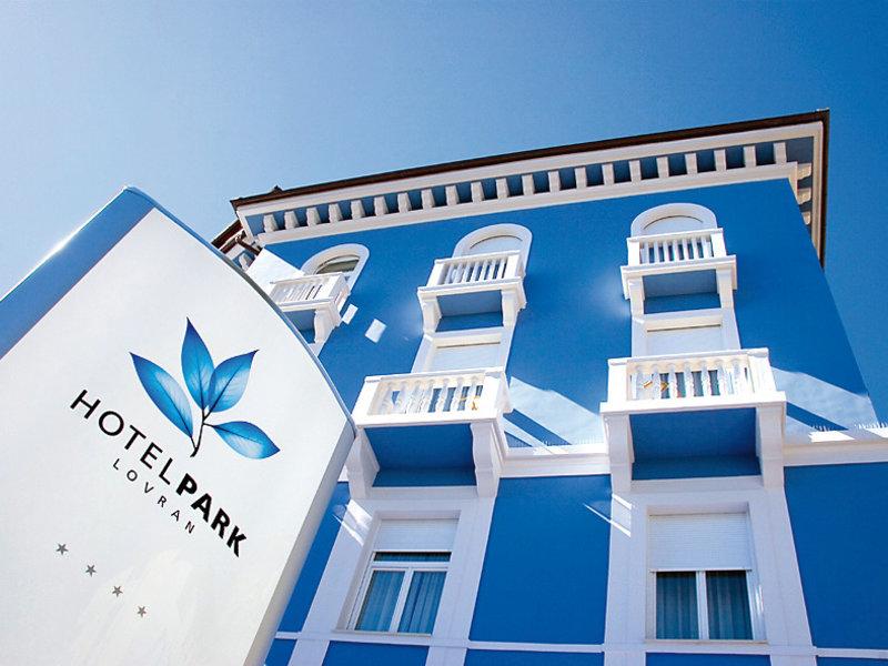 Insel Losinj, Hotel Park Lovran vom 2016-10-23 bis 2016-10-30, für 224,- Euro p.P.