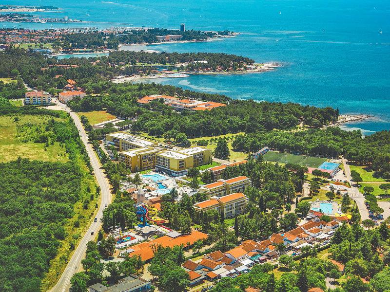 Istrien, Hotel und Village Sol Garden Istra vom 2016-10-21 bis 2016-10-28, für 252,- Euro p.P.