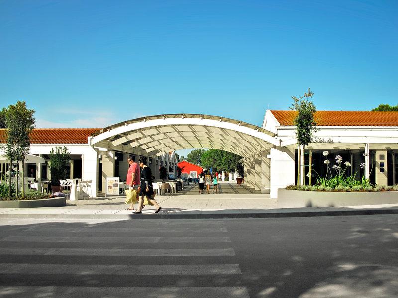 Nin - Adriatische Küste, Zaton Holiday Resort Mobilheime vom 2016-05-11 bis 2016-05-14, für 51,- Euro p.P.