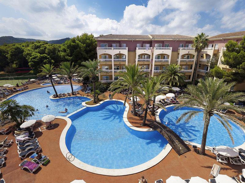 Mallorca Hotel   Fly Fun Club Green Garden