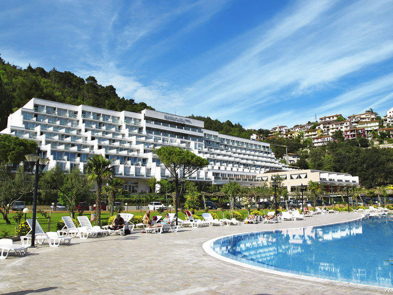 Istrien, Hotel Mimosa vom 2016-10-24 bis 2016-10-31, für 216,- Euro p.P.