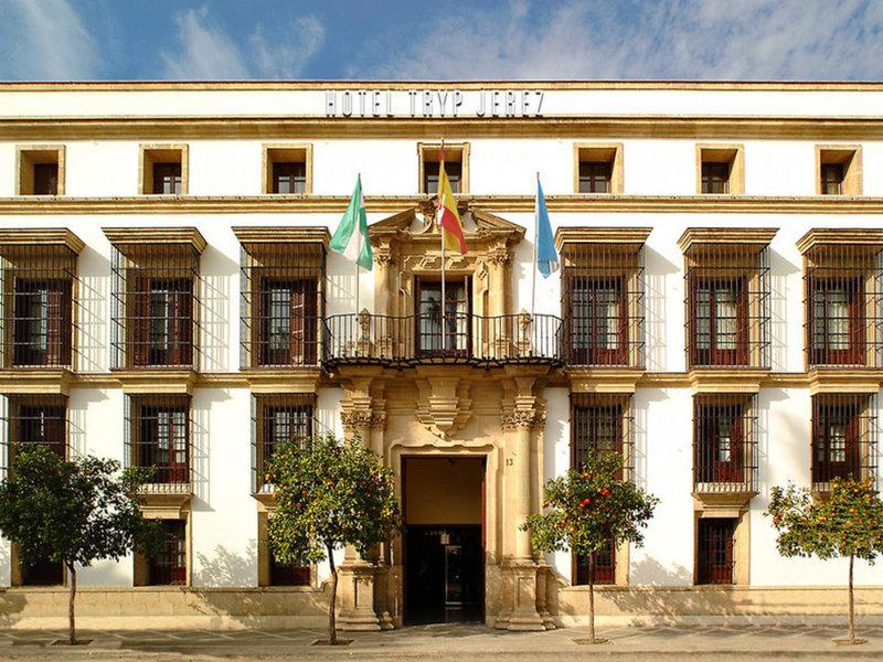 Costa de la Luz, Tryp Hotel Jerez vom 2016-07-11 bis 2016-07-18, für 397.48,- Euro p.P.