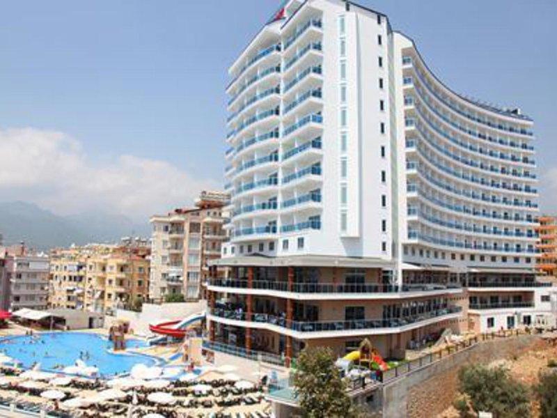 Türkische Riviera, Diamond Hill Resort vom 2016-10-24 bis 2016-10-31, für 241.53,- Euro p.P.