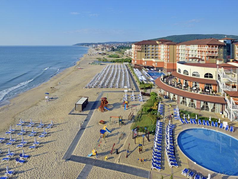 Bulgarische Riviera, Hotel Sol Luna Bay Resort vom 2016-09-30 bis 2016-10-07, für 423,- Euro p.P.