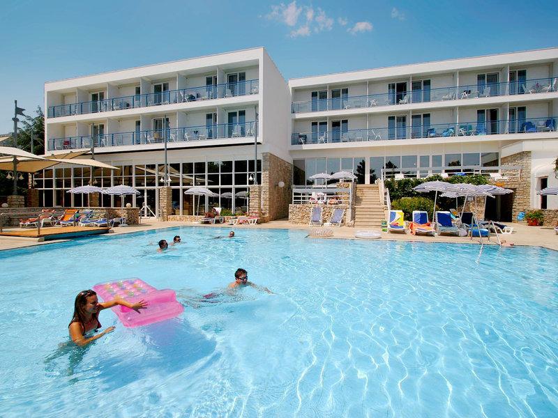 Dalmatien -    nur Hotel, Bluesun Hotel Borak vom 2016-05-07 bis 2016-05-14, für 119,- Euro p.P.