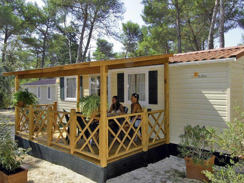 Nin - Adriatische Küste, Zaton Holiday Resort Mobilheime vom 2016-09-11 bis 2016-09-18, für 140,- Euro p.P.
