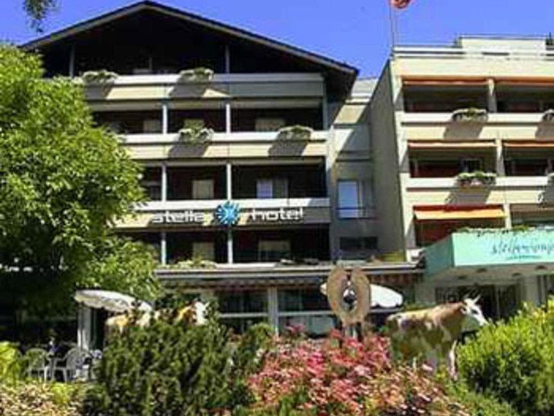 Schweiz, Stella Swiss Quality Hotel vom 2016-12-29 bis 2017-01-05, für 553.65,- Euro p.P.