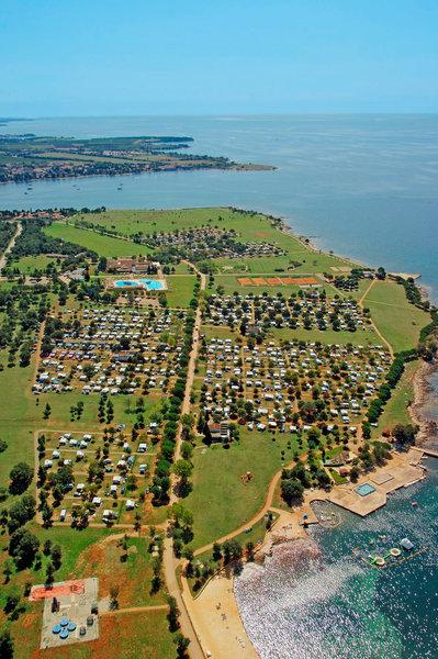 Umag - Istrien, Camp Park Umag vom 2016-09-22 bis 2016-09-25, für 65,- Euro p.P.