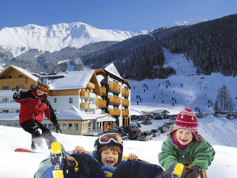 Nordtirol, Erlebnishotel Fendels Familyclub vom 2016-03-12 bis 2016-03-15, für 207,- Euro p.P.