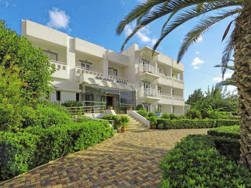 Kreta, Hotel Ariadne vom 2016-05-13 bis 2016-05-20, für 339,- Euro p.P.