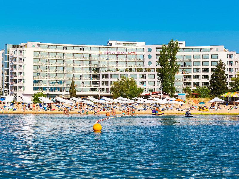 Sonnenstrand, Hotel Neptun Beach vom 2016-09-25 bis 2016-10-02, für 479.33,- Euro p.P.