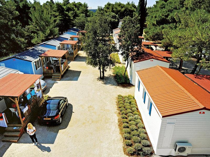 Sibenik - Adriatische Küste, Solaris Mobile Homes vom 2016-05-07 bis 2016-05-14, für 145,- Euro p.P.