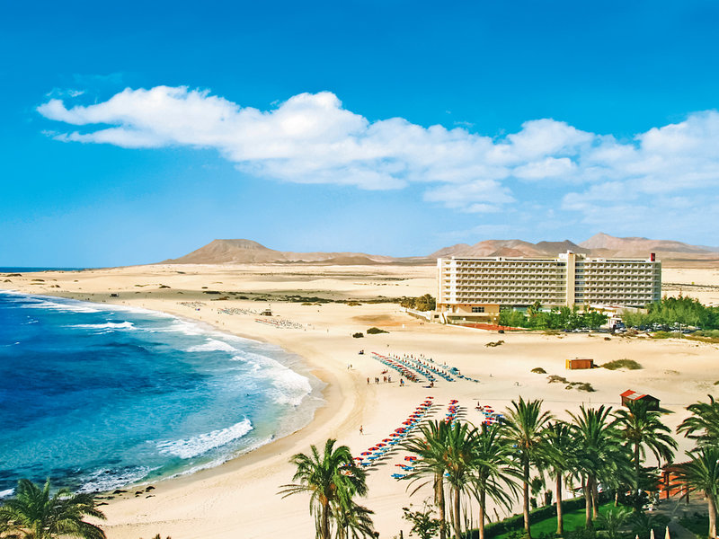 Fuerteventura, 1-2-FLY FUN CLUB Riu Oliva Beach Resort vom 2016-05-09 bis 2016-05-16, für 540,- Euro p.P.