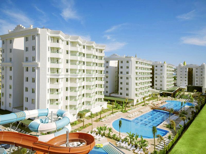Türkische Riviera, Hotel Lara Family Club vom 2016-05-10 bis 2016-05-17, für 395,- Euro p.P.