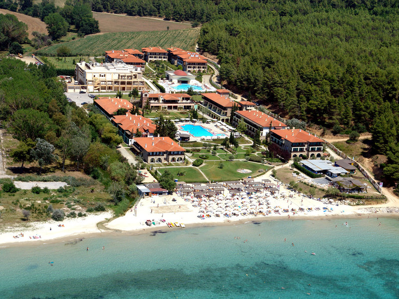 Simantro Beach Hotel Halkidiki