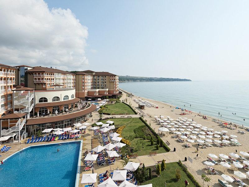 Bulgarische Riviera, Hotel Sol Luna Bay Resort vom 2016-09-27 bis 2016-10-04, für 444,- Euro p.P.