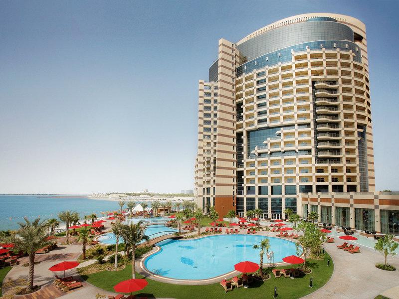 Abu Dhabi, Khalidiya Palace Rayhaan by Rotana vom 2016-07-18 bis 2016-07-25, für 578,- Euro p.P.