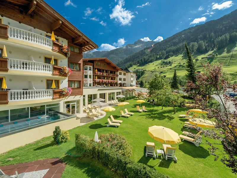 Nordtirol, Sporthotel Neustift vom 2016-10-15 bis 2016-10-22, für 414,- Euro p.P.