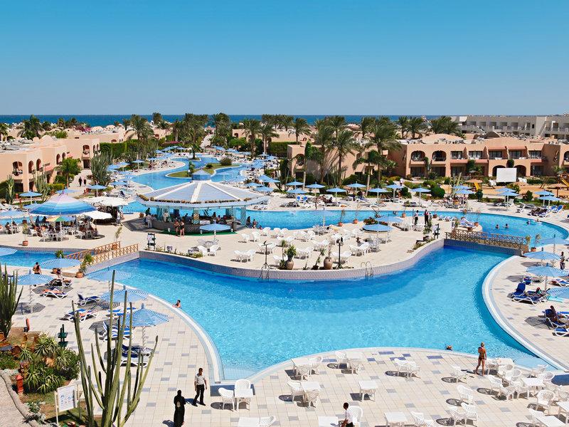 Hotel Ali Baba Palace Hurghada Gunstige Angebote Buchen Bei