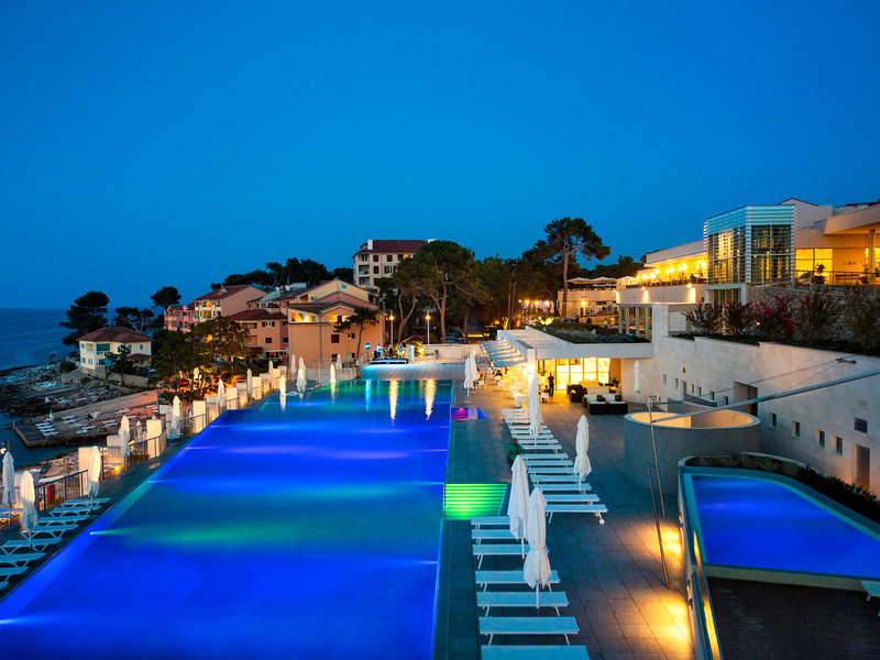 Insel Losinj , Vitality Hotel Punta vom 2016-10-09 bis 2016-10-16, für 328,- Euro p.P.