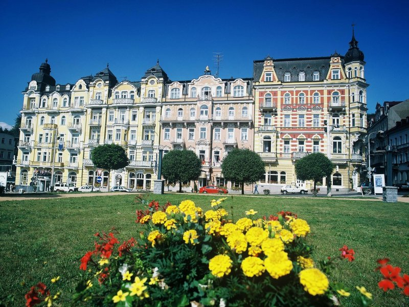 Orea Spa Hotel Palace Zvon Marienbad Gunstige Angebote Buchen
