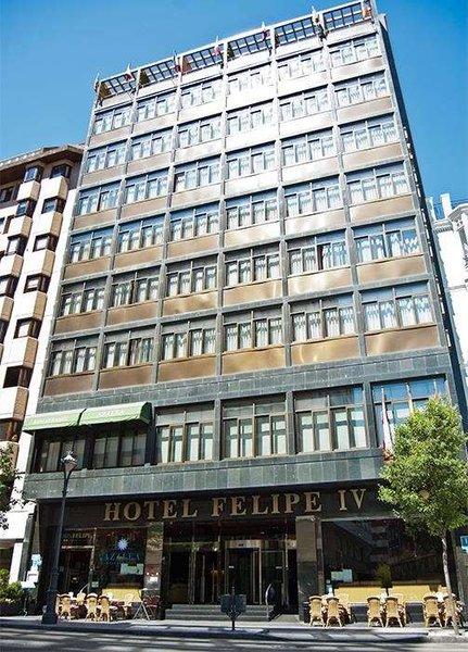 ▷ Sercotel Hotel Felipe IV, Valladolid » günstige Angebote buchen ...
