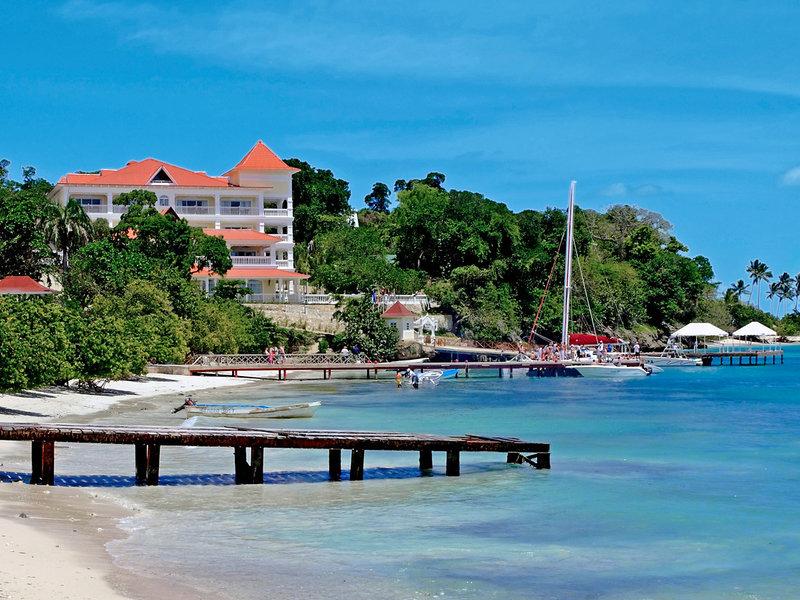 Bacardi Insel Dom Rep Karte.Hotel Luxury Bahia Principe Cayo Levantado Samaná Günstige