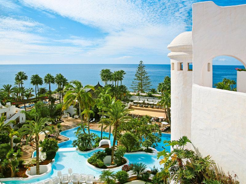 ▷ Hotel Jardin Tropical, Costa Adeje » günstige Angebote buchen bei ...