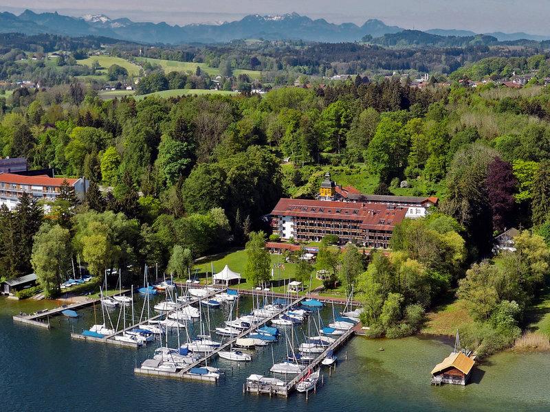 Yachthotel Chiemsee Prien Gunstige Angebote Buchen Bei Tui Com