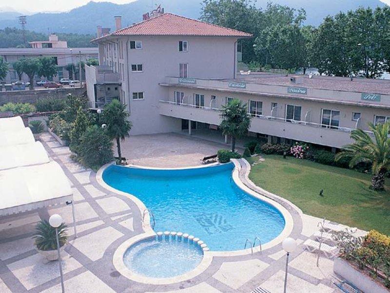 Hotel Mirallac Banyoles Gerona Günstige Angebote Buchen Bei