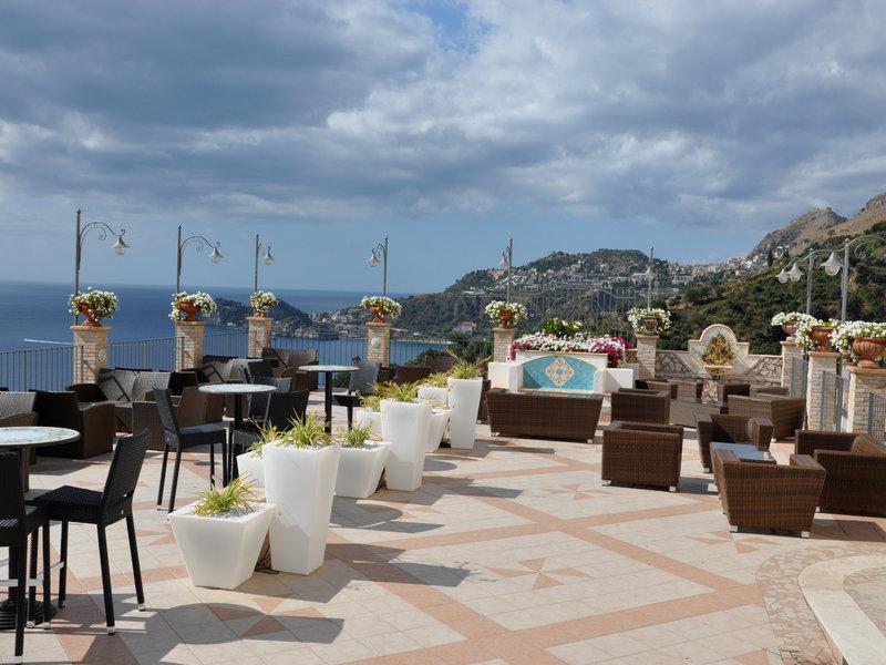 ▷ Hotel Antares, Olimpo & Le Terrazze, Letojanni » günstige ...