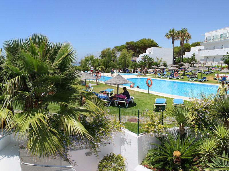Hotel Fergus Conil Park Conil De La Frontera Gunstige Angebote