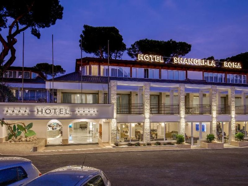 Hotel Shangri La Corsetti Rom Günstige Angebote Buchen Bei Tuicom
