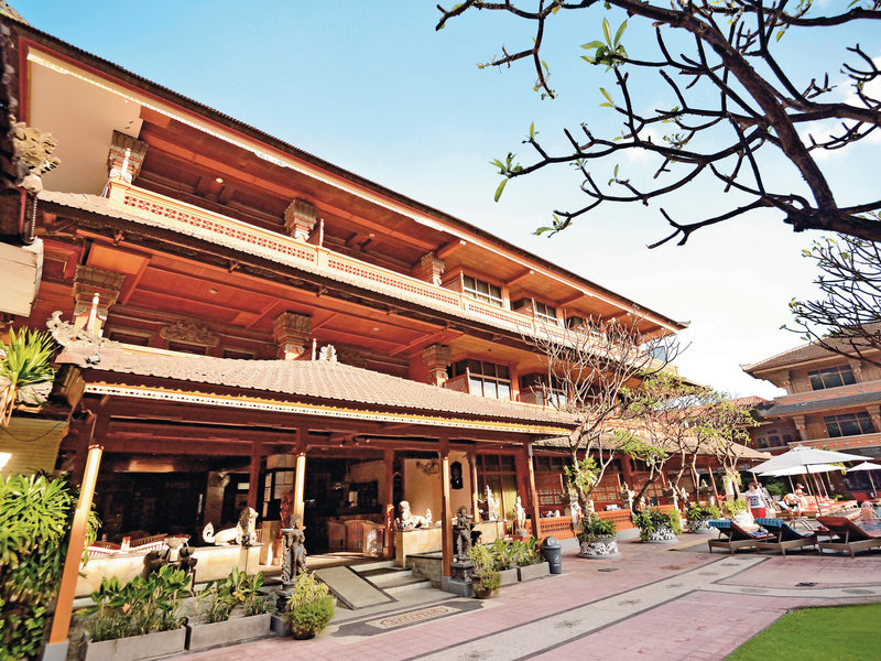Hotel Wina Holiday Villa Kuta Bali Gunstige Angebote