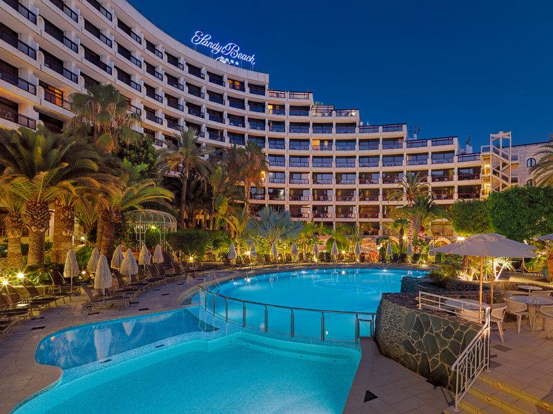 Sandy Beach Hotel Playa Del Ingles Sport Und Wellness
