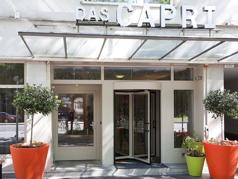 ▷ Hotelbewertungen Für Hotel Capri, Wien » Bei TUI.ch