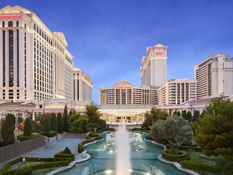 Hotel Caesars Palace Las Vegas Gunstige Angebote Buchen Bei