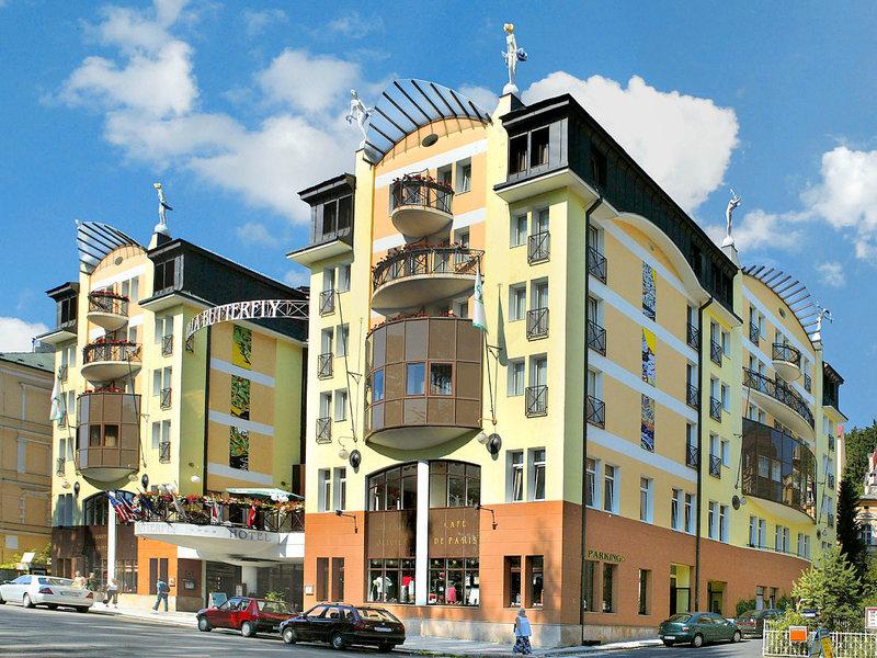 Hotel Butterfly Superior Marienbad Gunstige Angebote