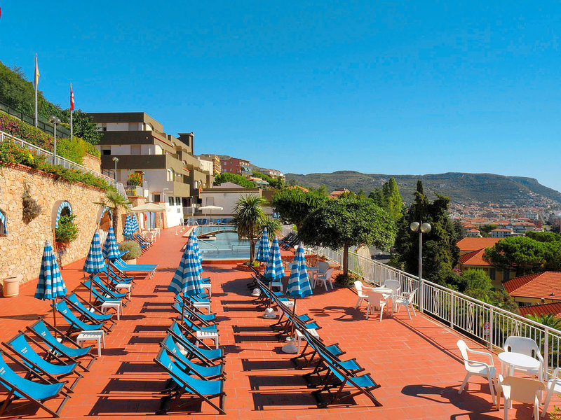 Italienische Riviera, Residence Sant' Anna vom 2016-10-24 bis 2016-10-31, für 115.5,- Euro p.P.