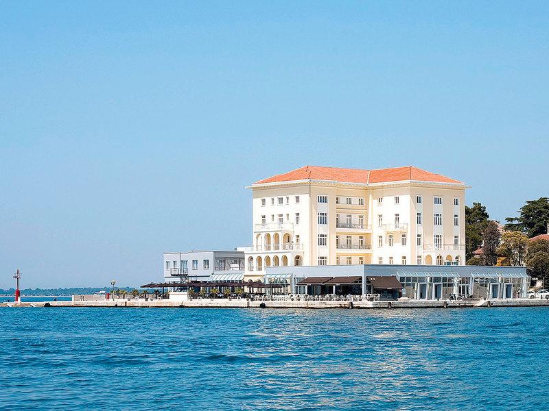 Insel Rab, Grand Hotel Palazzo vom 2016-10-01 bis 2016-10-08, für 259,- Euro p.P.