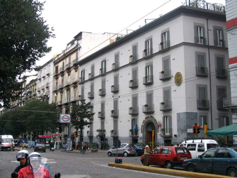 Hotel Del Real Orto Botanico Neapel Günstige Angebote Buchen