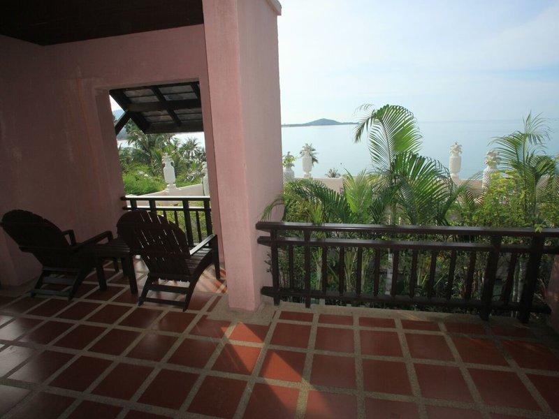 fair house villas spa thailand insel ko samui maenam With katzennetz balkon mit fair house villas spa garden villa