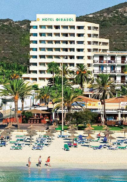 Hotel Girasol Cala Millor Mallorca