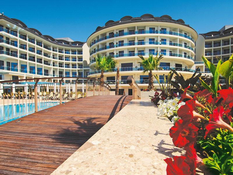 ▷ Hotel Commodore Elite Suites & Spa, Side-Kumköy » günstige ...