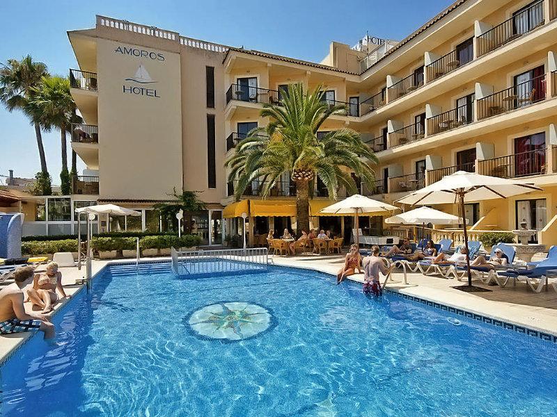 Hotel Amoros Cala Ratjada Günstige Angebote Buchen Bei Tuicom