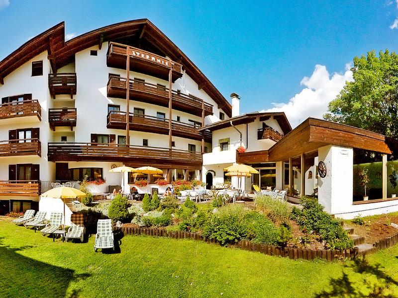 Nordtirol, Hotel Stefanie vom 2016-10-09 bis 2016-10-16, für 350,- Euro p.P.