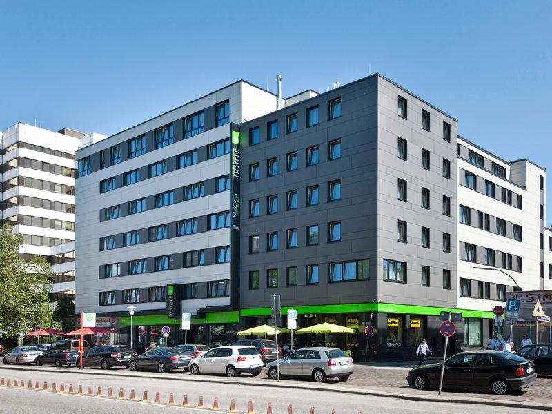Novum Style Hotel Hamburg Centrum Hamburg Günstige Angebote