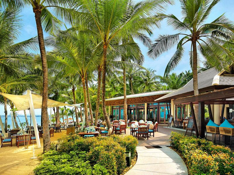 Santiburi Beach Resort Tui